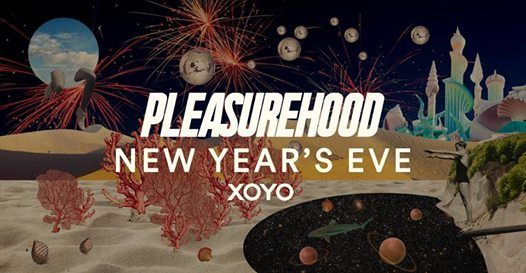 NYE Pleasurehood w Jeremy Underground OFlynn Bellaire