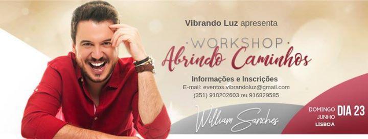 Workshop Abrindo Caminhos com William Sanches