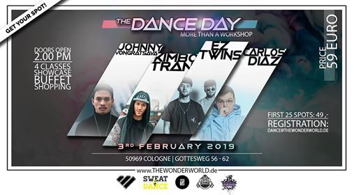 The Dance Day - More than a workshop