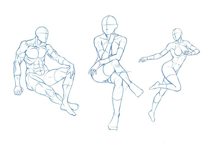 Full Body Figure Drawing Basic Workshop