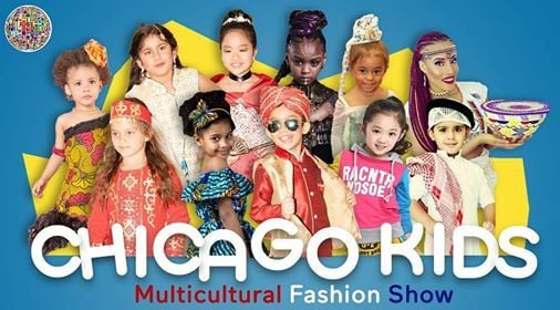 Chicago Kids Multicultural Runway