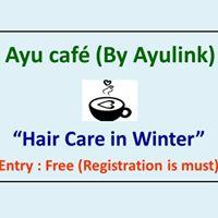 - (Hair care in winter season)