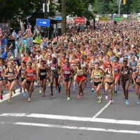 Run the NYRR New York Mini 10K with us