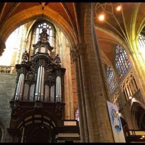 Internationaal Orgelfestival Tom Hoornaert