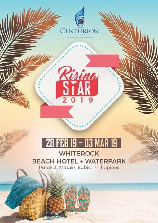 Rising Star 2019 - Subic Philippines