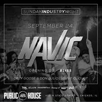 Surreals Sundays Public House w Navic