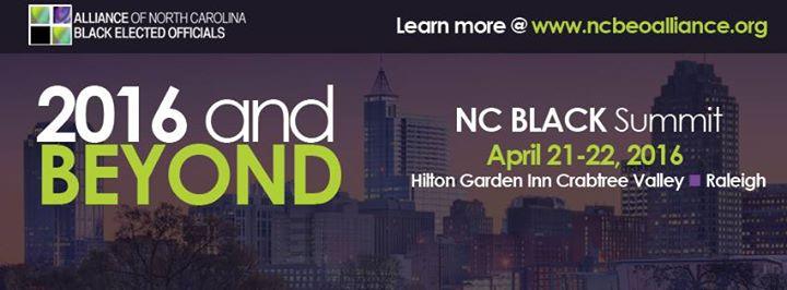 2016 Nc Black Summit At Hilton Garden Inn Raleigh Crabtree Valley Raleigh