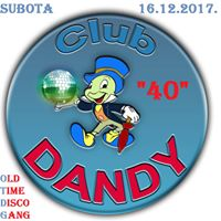 OTDG PARTY - Jubilej DANDYa - 40 godina