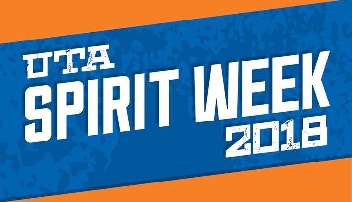 UTA Spirit Week 2018