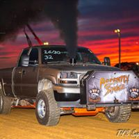 Beast of the East Truck &amp Farm Stock Tractor Pulls Drag Racing