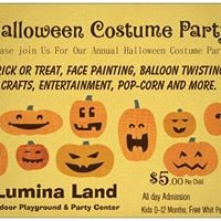 Halloween Costume Party