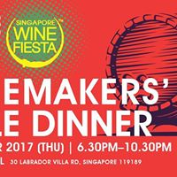 Winemakers Table Dinner