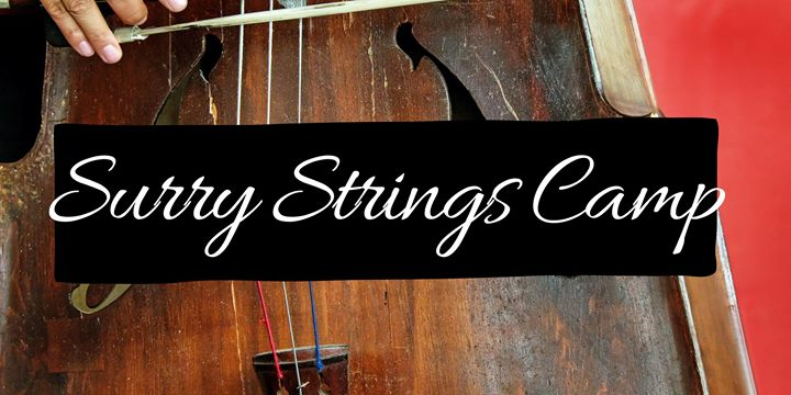 Surry Strings Camp 2018