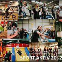 Sport.aktiv 2018 Die Sport- &amp Outdoormesse
