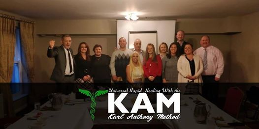 The KAM Method - Universal Rapid Healing