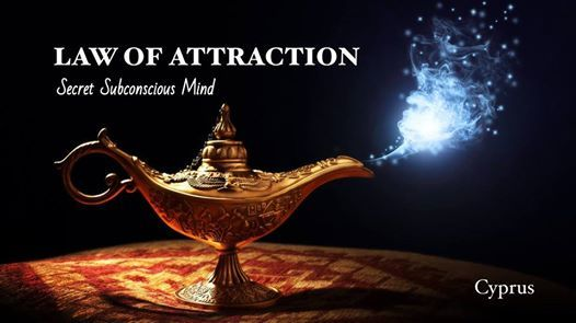Law of Attraction Secret Subconscious Mind - Venetia Zannettis