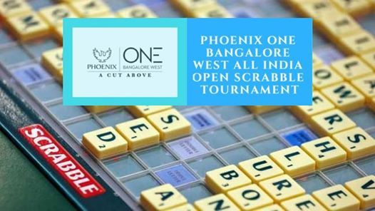 Phoenix One All India Scrabble Tournament