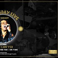Thursday Live feat.Gary Lawyer