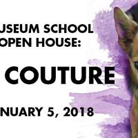 Museum School Open House K9 Couture