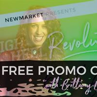 FREE Promo Class with Brittany Brie