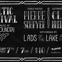 Celtic Revival with Pierre Schryer and Clay Breiland