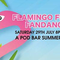 Flamingo Fiesta Fandango
