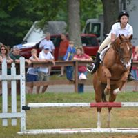 Lyman Hall Oak Meadow Farm Schooling Show