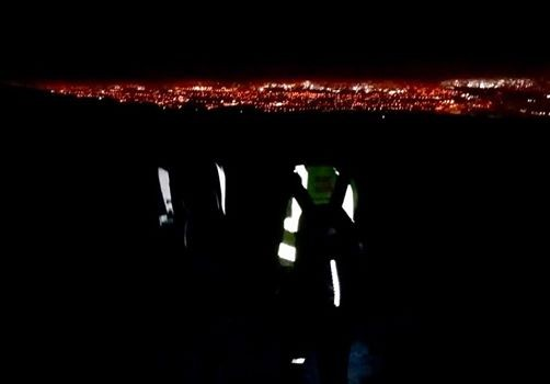 Night Walk Tibradden to Ticknock & Talk on Exoplanets