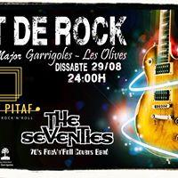 Nit de Rock a Les Olives