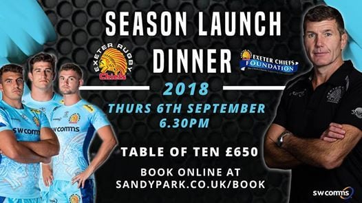 Season Launch Dinner