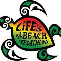 Lifes a Beach Triathlon