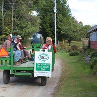 Fall Foliage Tractor Ride