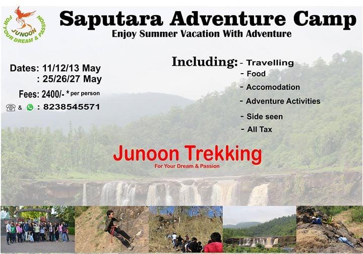 Saputara Adventure Camp