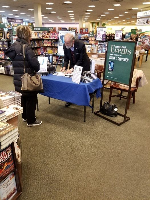Book Signing Asheville at Barnes & Noble, Carolina
