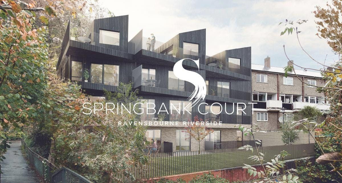 Our first shared ownership scheme- Springbank Court