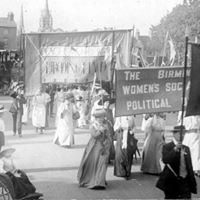 Warwickshire Women and the Fight for the Vote