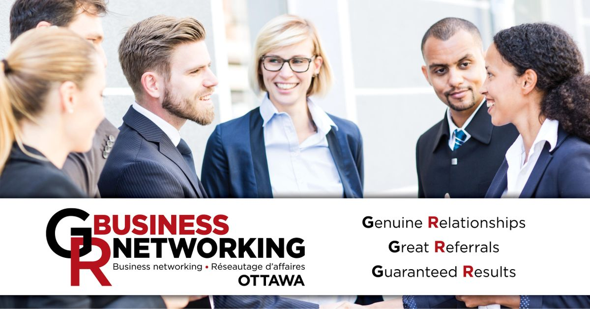 Barrhaven Business Networking Breakfast-Visitors Welcome