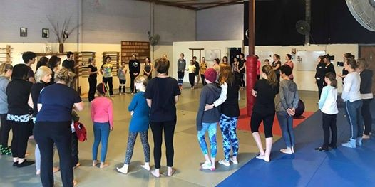 Mums and Daughters Self Defence Workshop