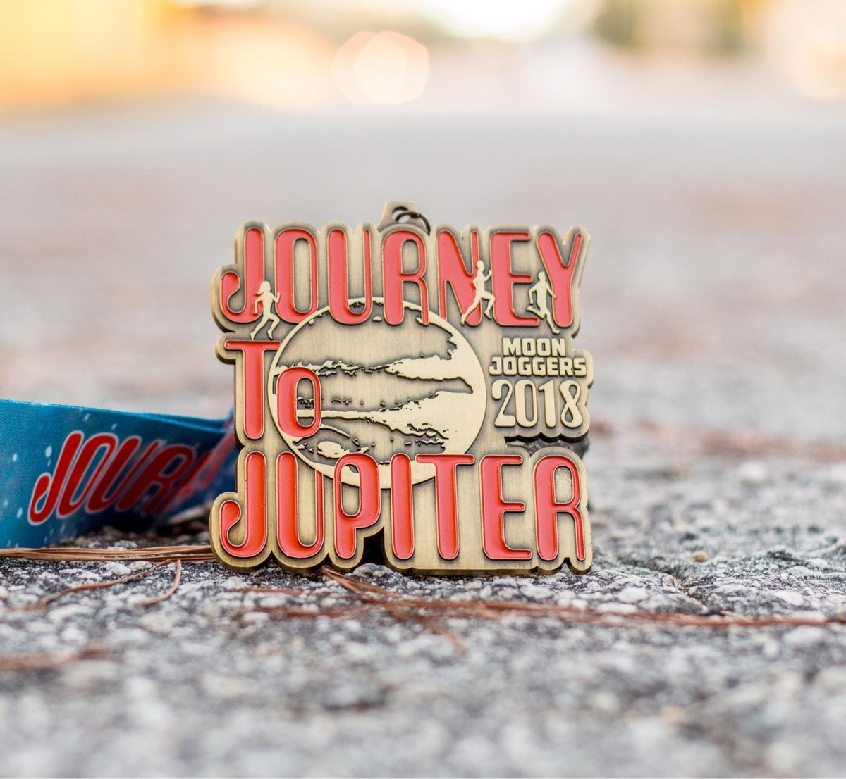 FREE SIGN UP Journey to Jupiter Running & Walking Challenge 2018 -Newark