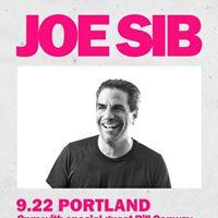 Joe Sib at Hawthorne Theatre Lounge 922