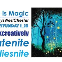 Paint Nite at Barnabys of West Chester