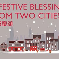A Festive Blessing from Two Cities