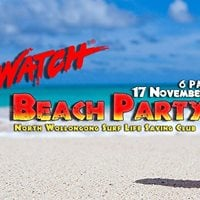 Cystic Fibrosis Community Care NSW Baywatch Beach Party
