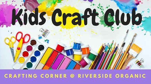 After School Kids Craft Club Primary At Crafting Corner Casting