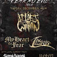 Fear No Evil Tour with IT LIES WITHIN SHOTGUN SURGEON and MORE
