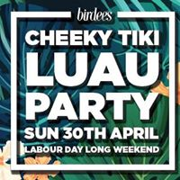 Labour Day Eve Luau Party - Sunday 30th April