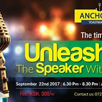 Anchored Toastmasters Forum