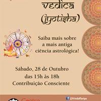 Workshop de Astrologia Vedica (Jyotisha)