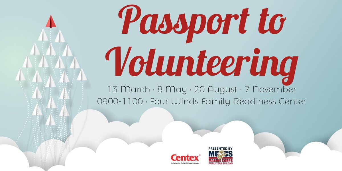 Passport to Volunteering
