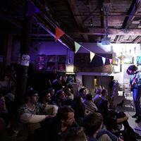 Acoustic night at Impact Hub